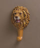 Ferocious Lion Wall Hook - crazydecor