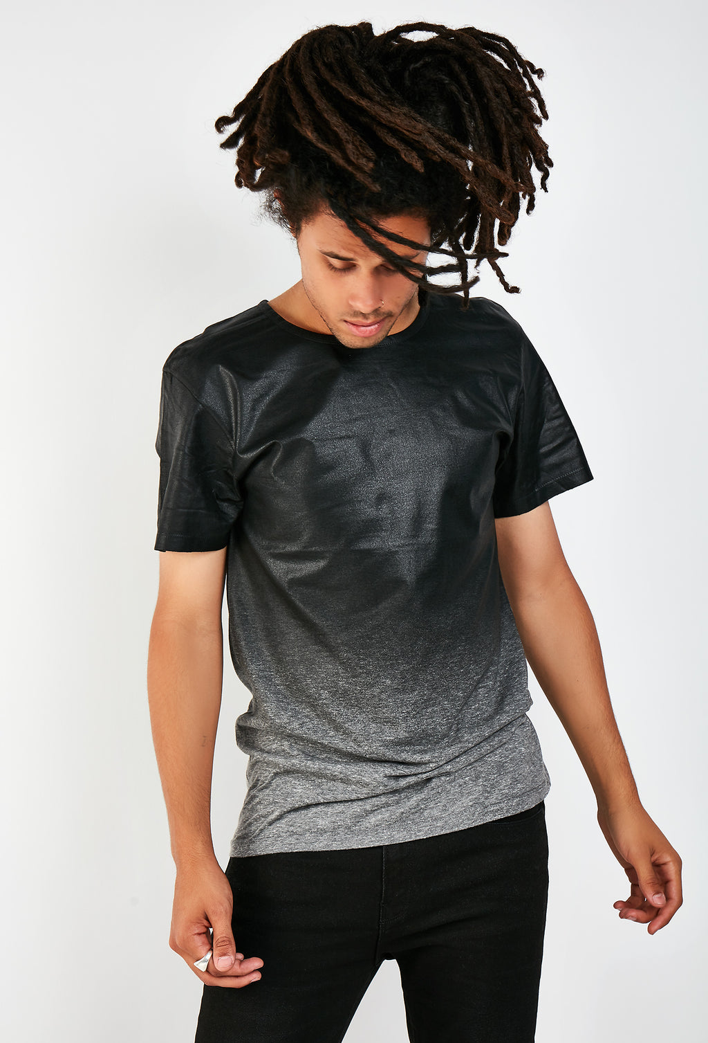 Stevie Standard Tee Half Spray