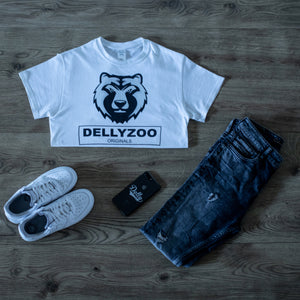 BEAR WHITE T-SHIRT