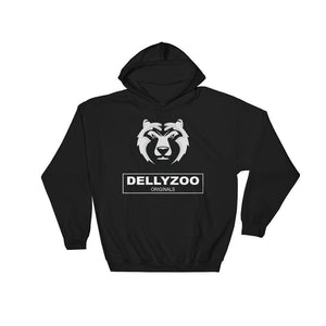 Open image in slideshow, BEAR BLACK HOODIE