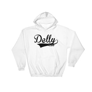 Open image in slideshow, CLASSIC WHITE HOODIE