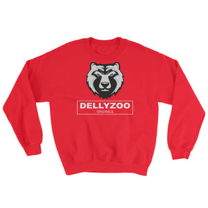 Open image in slideshow, BEAR RED SWEATER