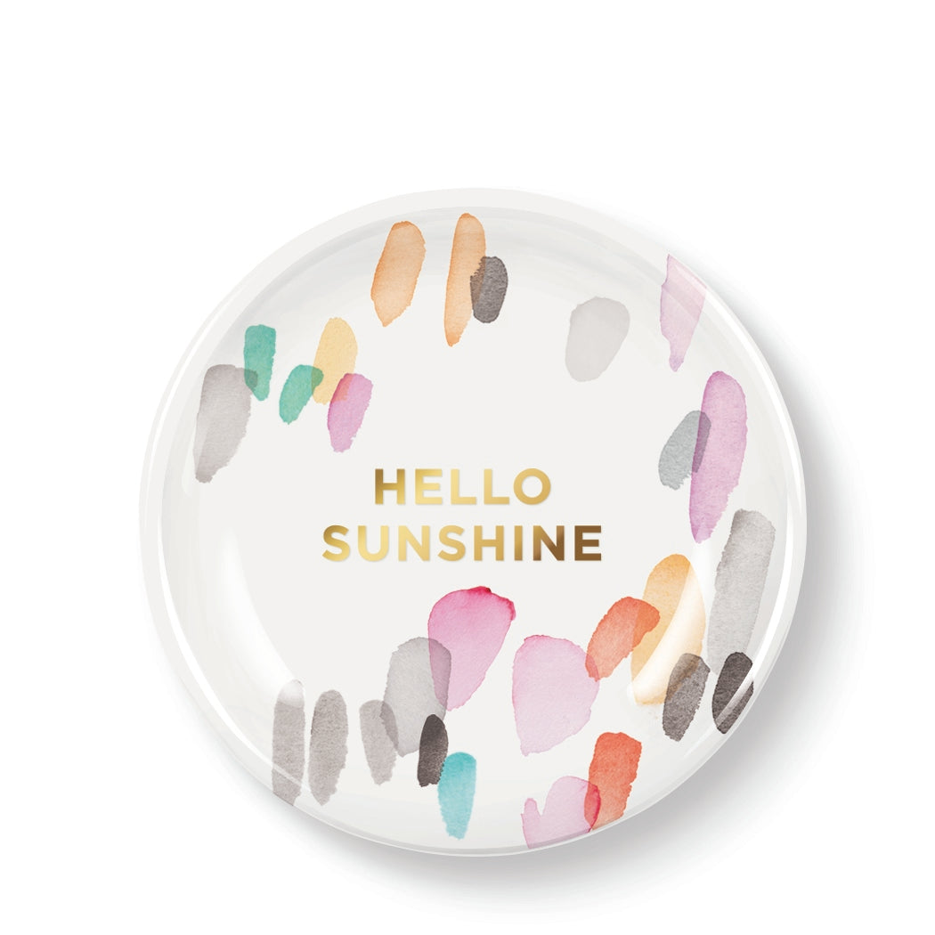 FRINGE STUDIO HELLO SUNSHINE TRAY