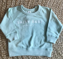 Salty Babe Crew Neck Sweatshirt 2T