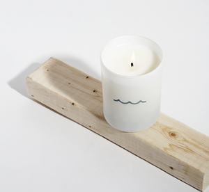 Endless Summer Glass Candle