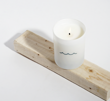 Smooth Sailing Glass Candle