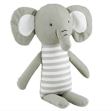 Striped Elephant Toy