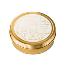 Lemon & Oak Axiom Candle Tin