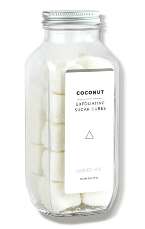 Coconut Exfoliating Sugar Cubes