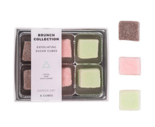 Exfoliating Sugar Cubes: Brunch Collection Gift Box