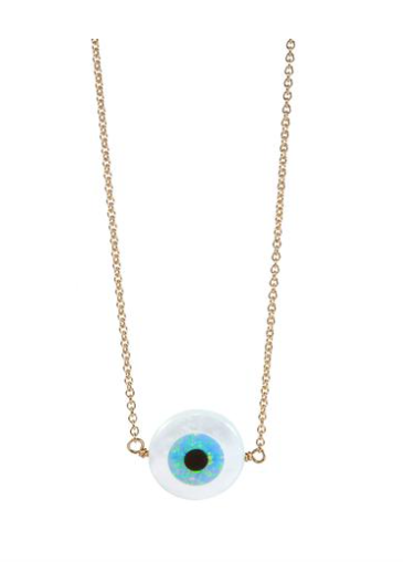 Evil Eye Larger Necklace