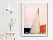 Fine Art Print- Sunset Sail 8 x 10