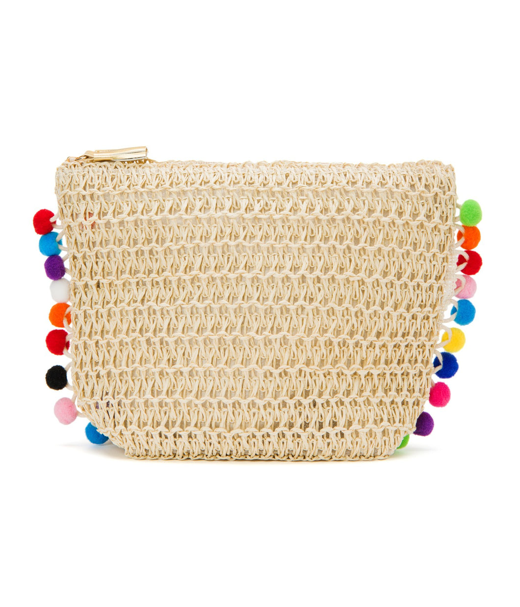 KERIA Pouch/Clutch: Natural