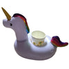 Image of 2017 Newest Party Favorite! The Mini Unicorn Floating  Party Beverage Boat Pool Toy