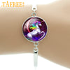 Image of Rainbow Unicorn bracelet