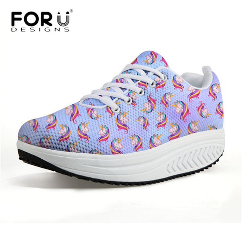 Hot Sale Unicorn Platform Shoes