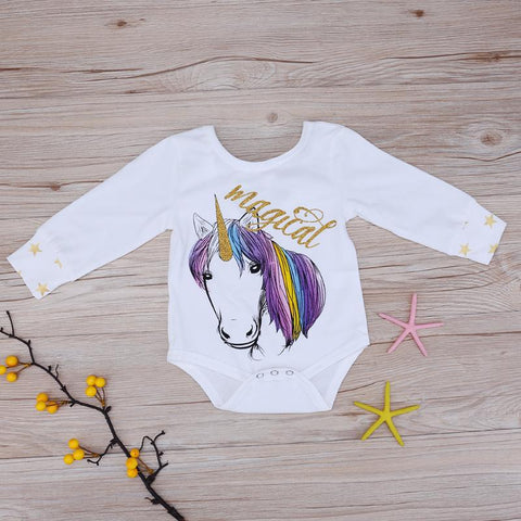 Lovely Newborn Infant Autumn/Winter Baby Clothes
