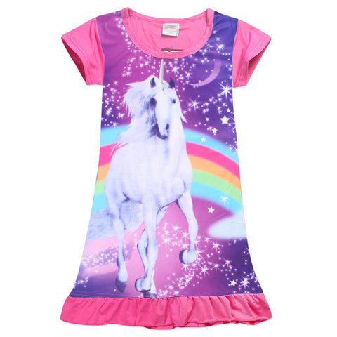 New unicorn Dresses Girls