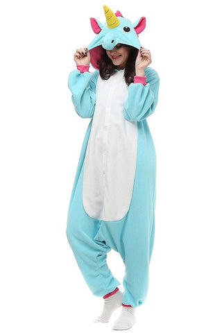 Unicorn Onesie Winter Nightie For Women