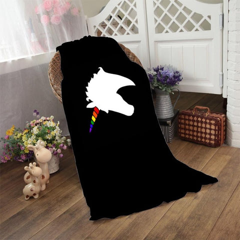 Unicorns BeachTowel Super-absorbent