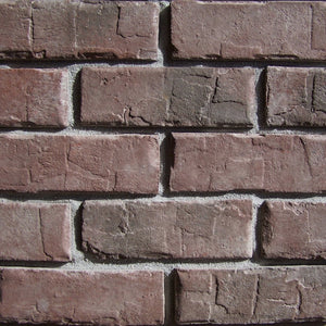 Brick Veneer - Brookshire - Mountain View Stone