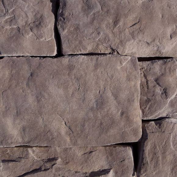 Stone Veneer - Hackett Stone Brown Stone - Mountain View Stone
