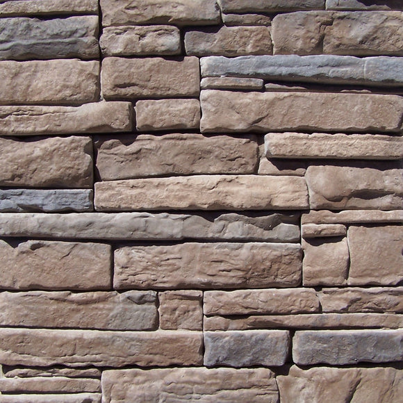 Stone Veneer - Ready Stack Mocha - Mountain View Stone