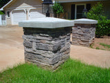 Stone Veneer - Stack Stone Rustic - Mountain View Stone