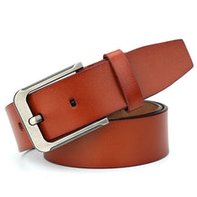 Catelles Male Genuine Leather Strap Designer Belts Men High Quality Mens LEATHER Belt For Man Luxury Brand Ceinture Homme