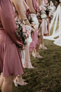 Our Wedding Planning: Part 6 // Bridesmaid Dresses