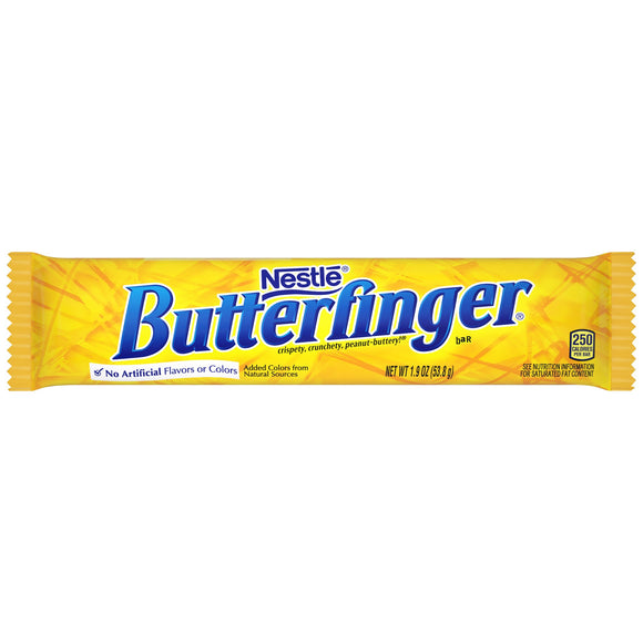 BUTTERFINGER BAR 53G X 36