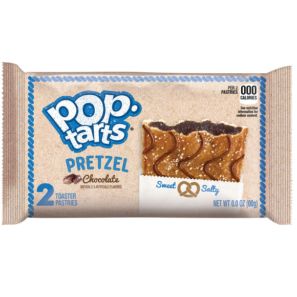 POP TARTS PRETZEL CHOCOLATE 104G X6