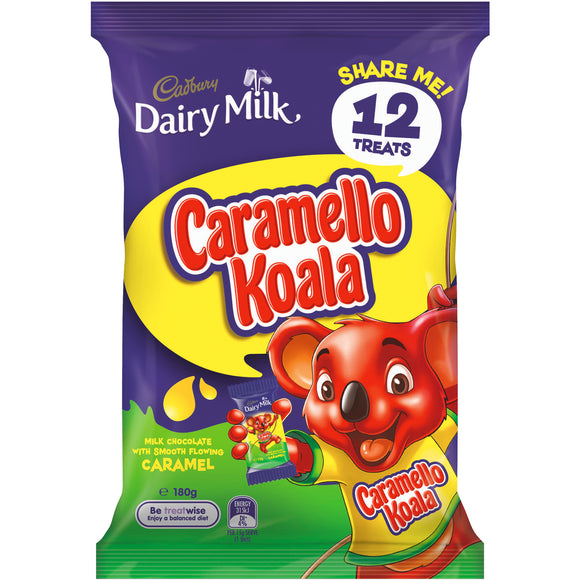 CARAMELLO KOALA SHARE PACK 180G X 14