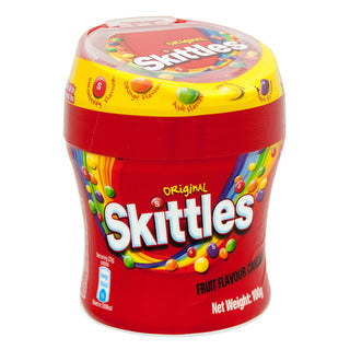 SKITTLES FRUIT BOTTLE 100G X 6