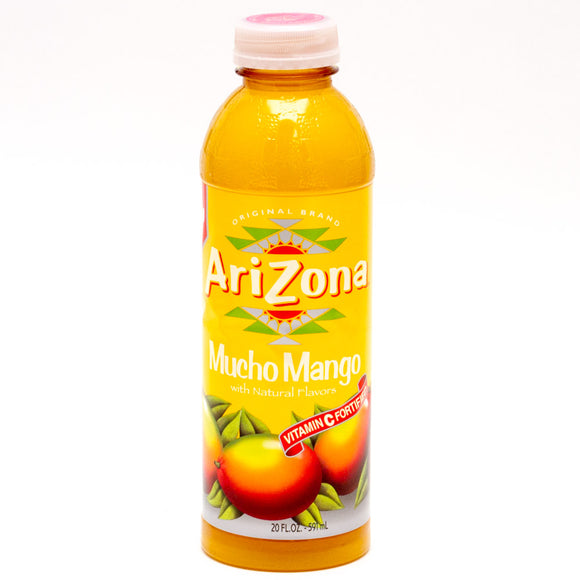 ARIZONA BOTTLE MANGO 591ML X 24