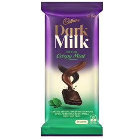 DARK MILK MINT 150G X 20