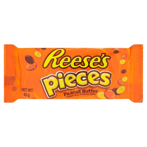 REESE'S PIECES 43G X 18