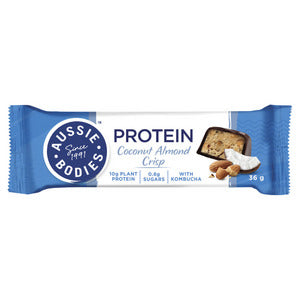 NOURISH PROTEIN BAR COCONUT ALMOND 36G X 12