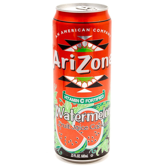 ARIZONA GREEN TEA WATERMELON 680ML X 24