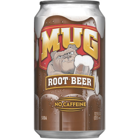MUG ROOT BEER 355ML X 12