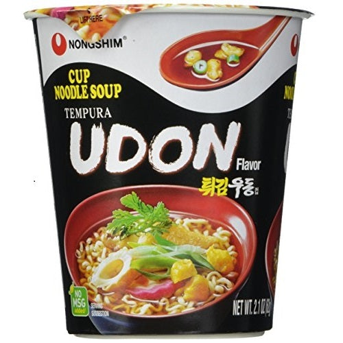 NONGSHIM UDON CUP 62G X 6
