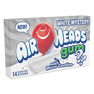 AIRHEADS WHITE MYSTERY 14'S X 12
