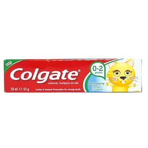 COLGATE TOOTHPASTE 0-2 YRS STRAWBERRY