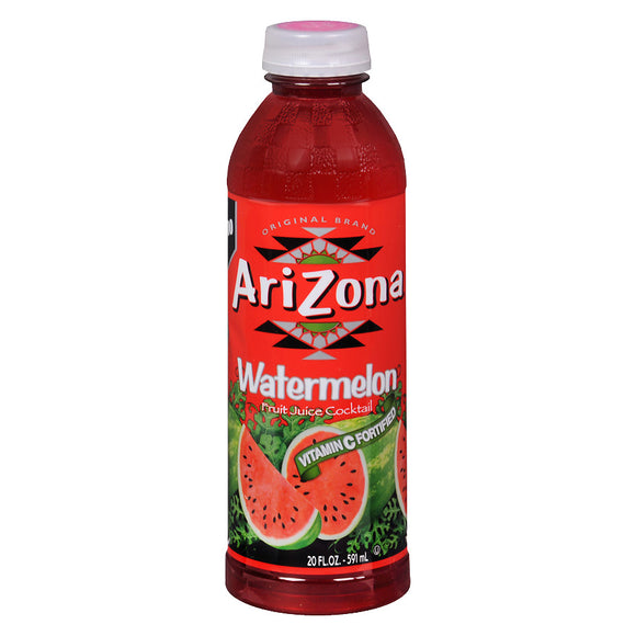 ARIZONA BOTTLE WATERMELON 591ML X 24