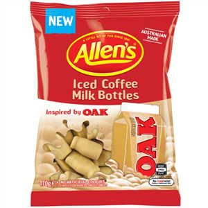 ALLEN'S OAK COFFEE 170G X12