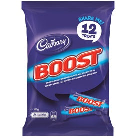 BOOST SHARE PACK 180G X 14
