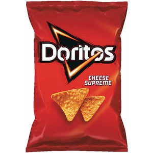 DORITOS CHEESE SUPREME 45G X 15
