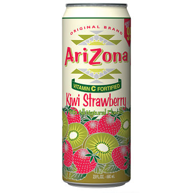 ARIZONA KIWI STRAWBERRY 680ML X 24