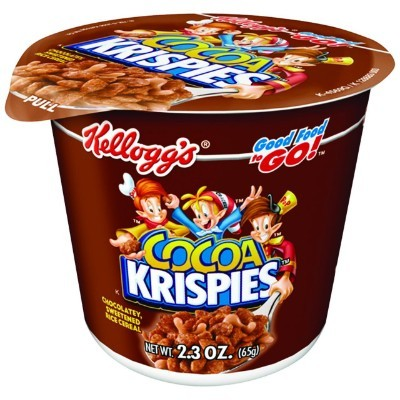 COCOA KRISPIES CUPS 65G X 6