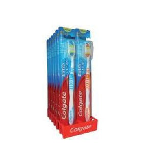 COLGATE TOOTHBRUSH EXTRA CLEAN MEDIUM